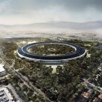 Apple Campus 2 in Cupertino, California
