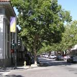 University Avenue at Ramona Street, Palo Alto (Finlay McWalter, Wikimedia Commons)